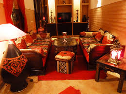 Les Fauteuils Marocains Banquettes Pour Salon Marocain En Bois Sculpté Salons Marocains