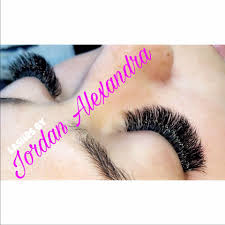 At Home Eyelash Extensions Jordan Alexandra Lash Extension Artist Home Facebook