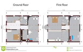 make your own photo gallery of home design blueprints house