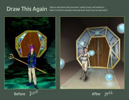 Challenge Guardian Draw Again Portal Guardian By Ajna357 On Deviantart