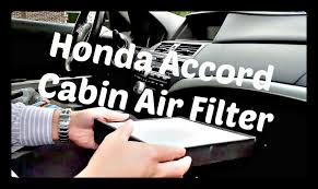 2002 honda accord change how to replace cabin air filter for 2002 2015 honda accord