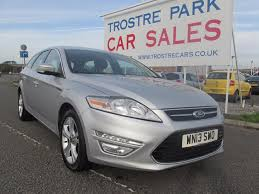 used ford mondeo titanium 2013 cars for sale motors co uk