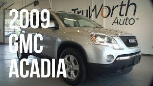 2009 gmc acadia dvd player navigation truworth auto youtube