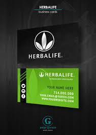 herbalife business card design template print pinterest