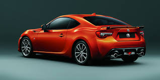 toyota sports car 2017 toyota 86 updated and uprated sports car confirmed for