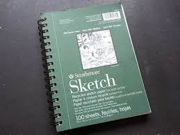 review strathmore 400 series sketch pad recycled parka blogs