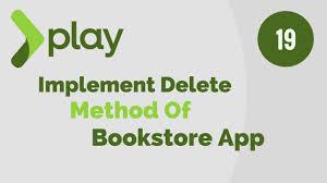 tutorial java play play framework tutorial in java 19 implement delete method of