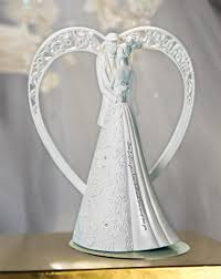 Wedding Toppers Gina Freehill Language Of Love Wedding Cake Toppers