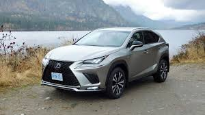 2018 lexus nx first drive review