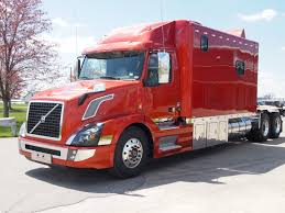 2016 Volvo Vnl With 156 Inch Ari Legacy Ii Rb Sleeper 1320