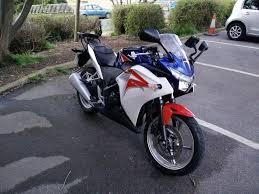 honda cbr 250r 2011 low mileage new mot low tax 2295 ovno in