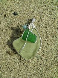 How To Make Jewelry From Sea Glass - wild treasures how to find sea glass
