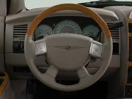 chrysler steering wheel image 2008 chrysler aspen rwd 4 door limited steering wheel size