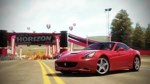 Ferrari California 2009 - forza horizon cars