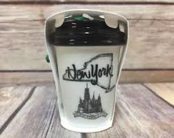 starbucks new york ornament local ceramic nyc 2017 ebay