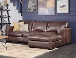 L Leather Sofa L Shaped Sofas And Sectionals