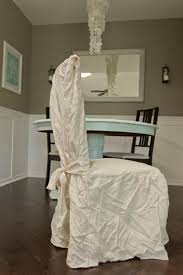 How To Make Dining Room Chair Covers Dining Room Chair Slipcovers Remodel And Decors