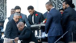 spirit halloween mcknight road five former jets pallbearers at joe mcknight u0027s funeral newsday