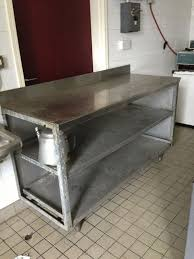 Kitchen Equipment Design by Used Kitchen Equipment Food Trailer 22u0027 Built In Never Used