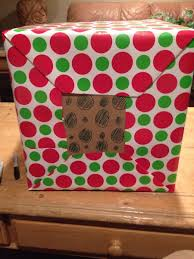 funny picture most ghetto christmas present wrapping fail pic