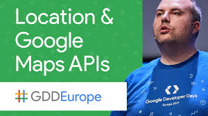 Europe Google Maps by Powering Your Apps With Location And Maps Gdd Europe U002717 Youtube