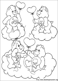 care bears coloring care bear coloring pages