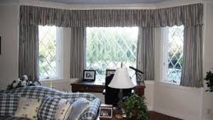 Triple Window Curtains Cute Bay Window Shades And Curtains Also Bay View Window