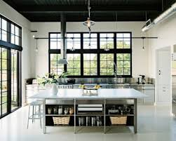 industrial kitchen design ideas whimsical industrial kitchen