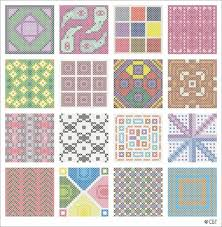 free cross stitch patterns hubpages