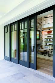 Sliding Glass Doors Patio Best Sliding Glass Doors 3 Panel Patio Door Price 4 With Blinds
