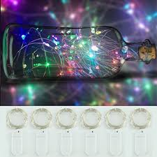 20 led micro lights battery operated fairy string lights yihong 6 sets led fairy lights battery operated