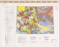 Map Colorado by General Soil Map Colorado Esdac European Commission