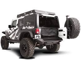car jeep png jeep jk rear bumper u0026 tire carriers fab fours