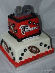 atlanta falcons birthday cake atlanta falcons birthday cake