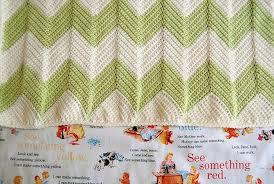 Baby Blanket Comforter Chevron Baby Blanket How To Make A Baby Blanket Comforter