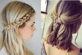 tutorial menata rambut panjang simple gaya rambut simple cantik yang cocok buat anak sma