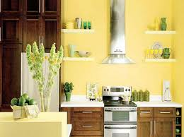 kitchen wall with yellow paint colors bright yellow paint colors