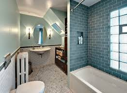 Modern Retro Bathroom Vintage Modern Bathroom Vintage And Modern Details Mix In A
