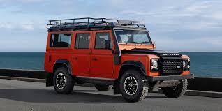 red land rover defender land rover u0027s best defender may be one of its last