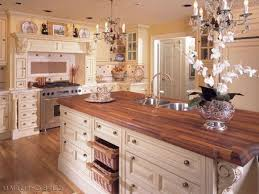 country style kitchen design for warm cooking space idea kitchen