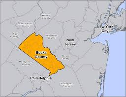 bucks county map bucks county industrial development authority