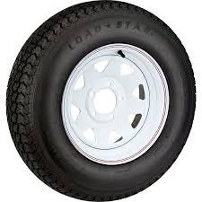 Walmart Trailer Tires Arisun Hybrid Trailer Tire U0026 Rim St205 75d14 14