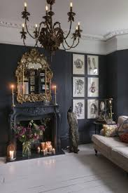 Black Gothic Chandelier 10 Black Chandelier Decor Ideas Custom Home Design