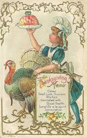 free vintage postcard images thanksgiving search