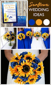 sunflower wedding summer wedding invitation sunflower wedding invitations summer