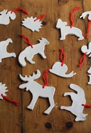 woodland christmas ornaments wolves in london