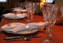 Formal Setting Of A Table Formal Table Setting