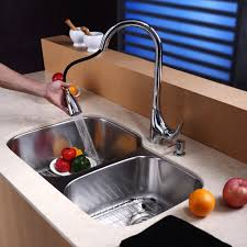 kraus kpf 1621 ksd 30ss premium kitchen faucet stainless steel