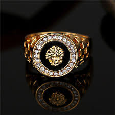 gold ring for men mens gold rings ebay
