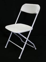 rental chairs set of 15 chairs white folding chairs 1 50 each 24 hour rental